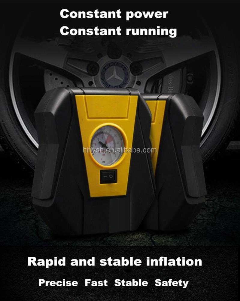 nouveau pneu gonfleur 12 v voiture lectrique compresseur d 39 air pompe pour v hicule de voiture. Black Bedroom Furniture Sets. Home Design Ideas