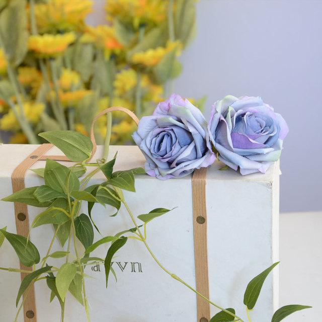 Silk flowers in uk source quality silk flowers in uk from global artificial flowers artificial silk rose in bulk silk rose heads uk silk flowers head artificial cream mightylinksfo