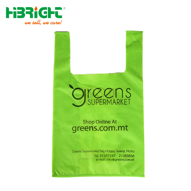 Wholesale cheap eco reusable laminated folding foldable promotional polyester pp non woven shopping bag