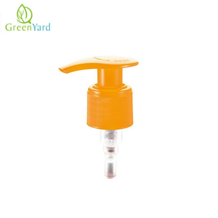 Hot Sale Quality dispenser pump Plastic Bottle Lotion Pump