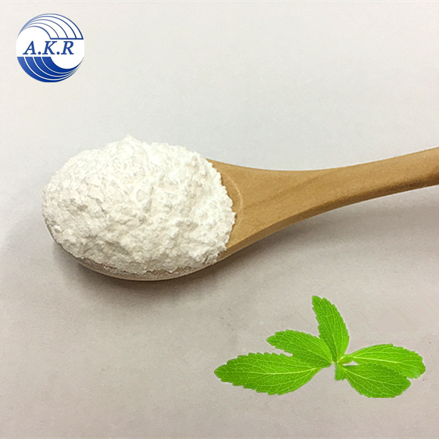 100% pure natural food additives stevia leaf extract