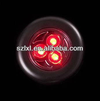 Red Led Tap Light