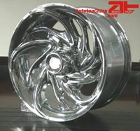 5 Spoke Car Alloy Wheels