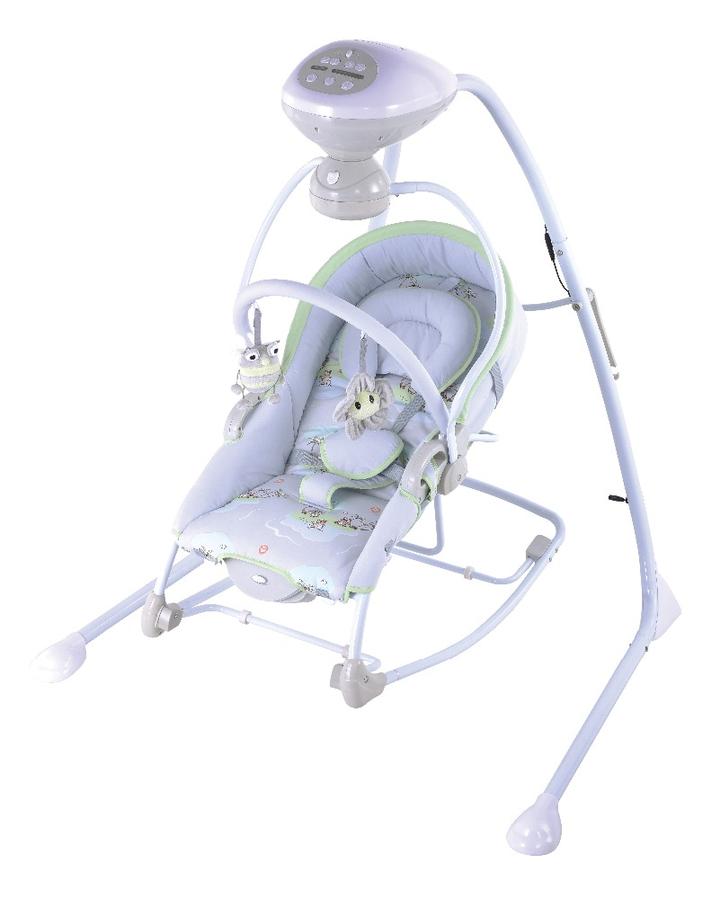 ingenuity portable baby swing of outdoor play equipment for toddler( TY806B)