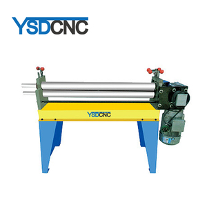 China suppliers W11 Hydraulic Sheet Metal 3 Roller Rolling Bending Machine,rolling machine price