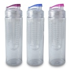Customized Design for 20oz Plastic Sport Bottle with Filter