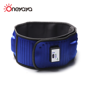 China Products Back Pain Relief Weight Loss Vibration Belly Massage Belt