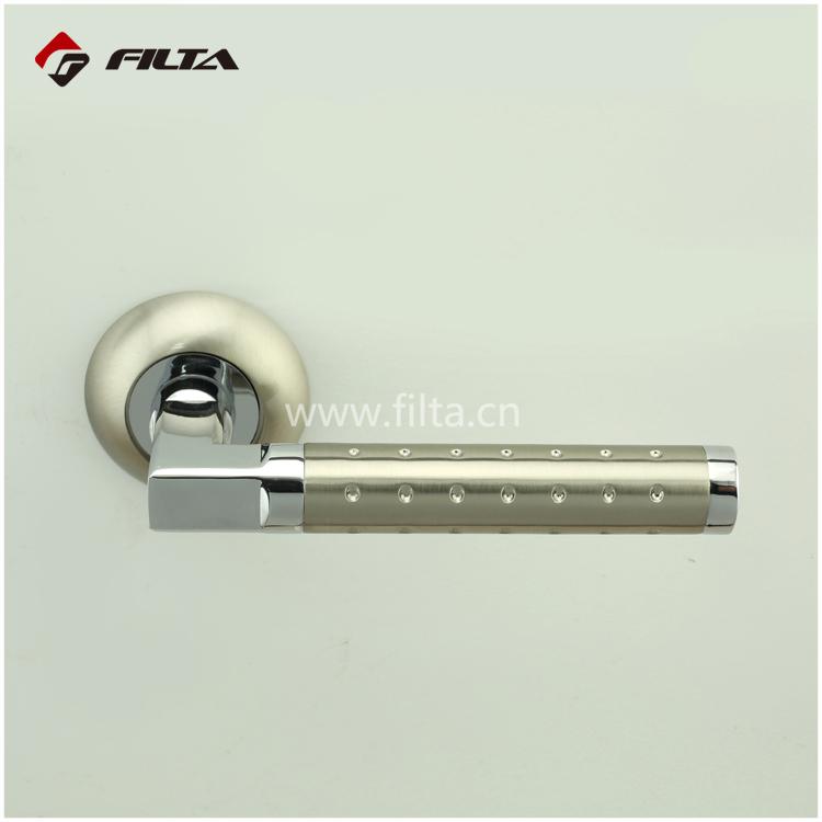 Modern Design Luxury Construction Hardware Exterior Zinc Door Handle Buy Door Handle Luxury