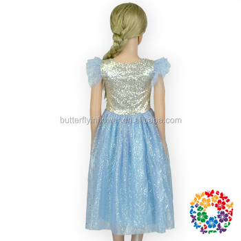 Latest Designs Kids Fashion Party Dress Wholesale Children\'s ...
