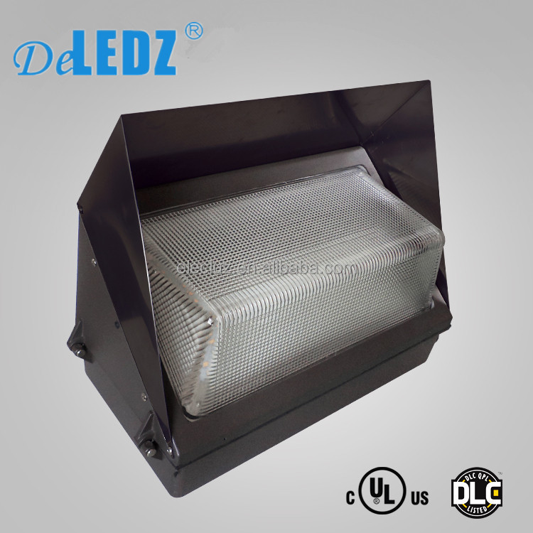 Web90c 90w Wall Pack Light Ip65 Water Proof Ul/cul Dlc Listed Led ...
