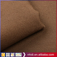 china suppliers tc polyester cotton 80 20 drill workwear fabric