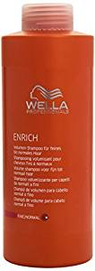 Wella - ENRICH shampoo fine / normal hair 1000 ml by Wella