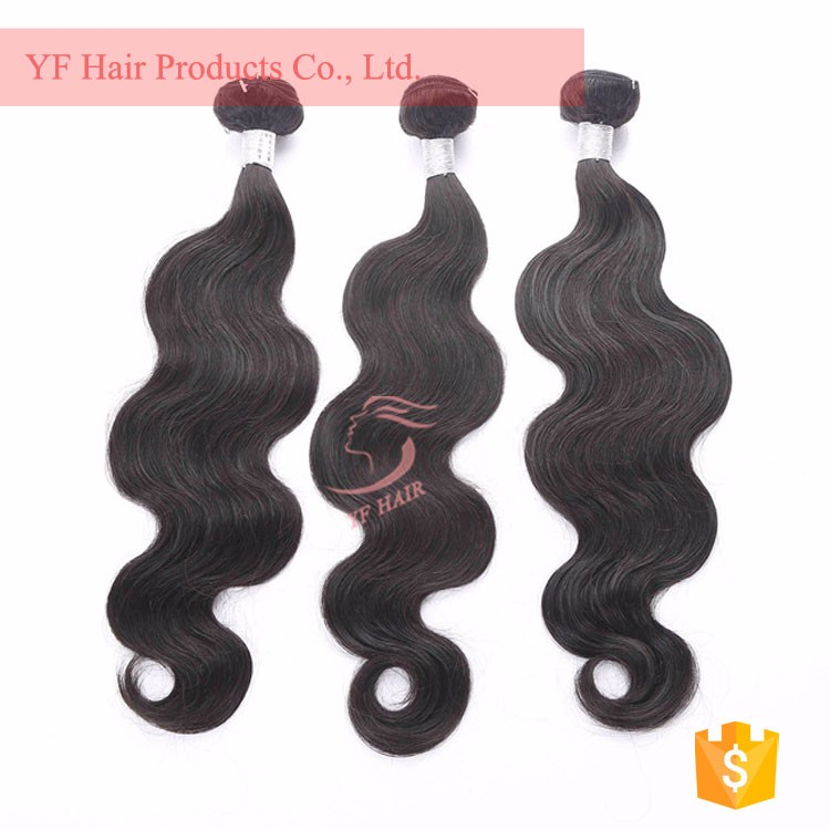 Unprocessed 7A 8A 9A High Quality Virgin Hair Body Wave 100% Human Hair Extension 3 Bundles/Lot Russian Body