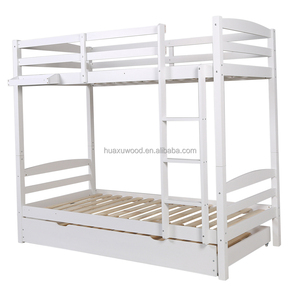 White 3 Tier Wooden Bunk Bed White 3 Tier Wooden Bunk Bed Suppliers