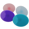 Wholesale Cosmetic Brush Silicone Facial Cleansing Brush Silicone Makeup Cleaner Skin Care Tools Brush