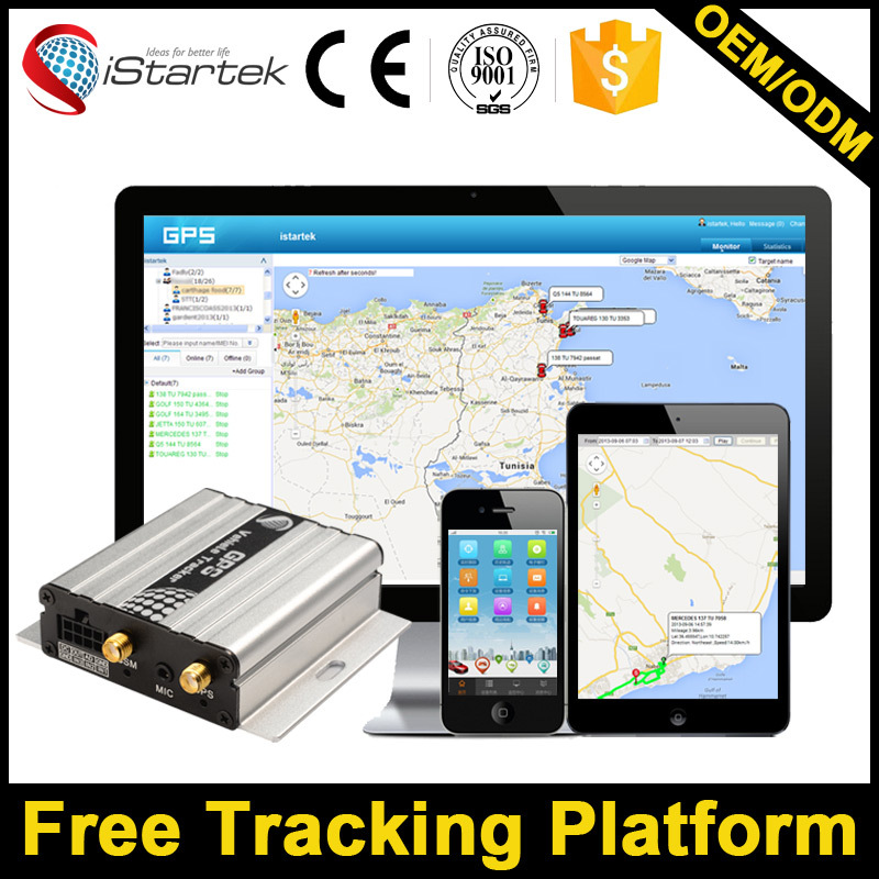 Car Vehicle GPS <strong>Tracker</strong> with anti jammer geo fence and <strong>google</strong> tracking