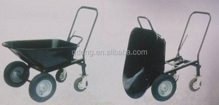 WB4800 four-wheeled wheelbarrow