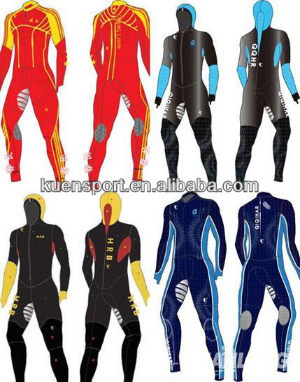 Professional short track skating suits /racing suits