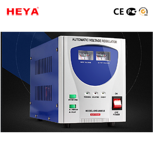 China Manufacture SVC 2kVA Servo Type ac Automatic Voltage Regulator