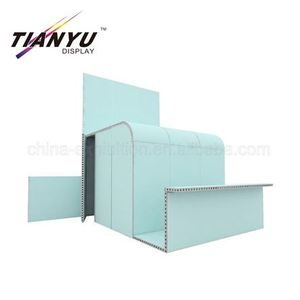 China Exhibition Booth Design Led Trade Show Aluminum Portable