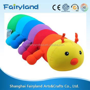 China Factory Animal Alley Baby Plush Toys Foam Stuffed Plush Toys