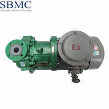 Long life big capacity chemcial plants pump pressure control