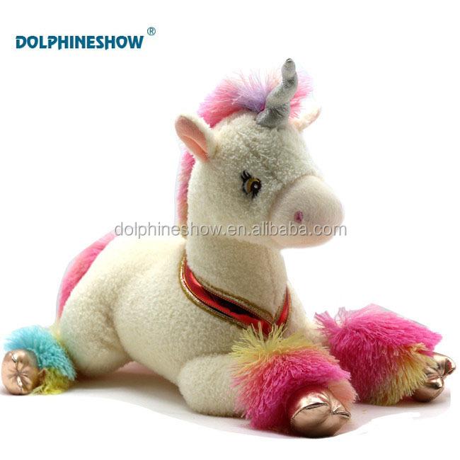 Large Soft Cute Pink Unicorn Stuffed Animal Plush Toy For Kids Buy