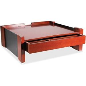 ELDON OFFICE PRODUCTS 81776 Monitor Stand, Drawer/Cord Organizer, 14 1/2