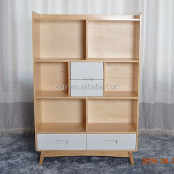 Bookcase Bookshelf Export Pine Wood Cabinet Reveal Ark In The Living Room