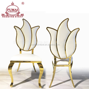 Luxury event furniture design high back wedding ceremony chairs