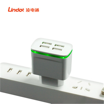 Universal Quick Charge Power Adapter 5V 3A EU AU US Plug Wall Charger 4 Port Usb