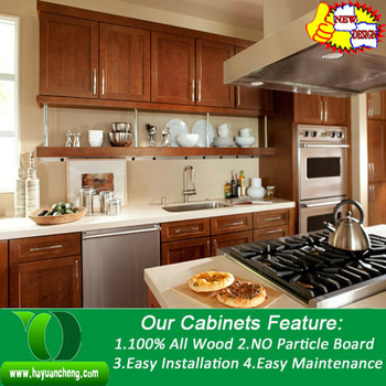 china wholesale solid wood kitchen cabinet door - All Wood Kitchen Cabinets Online