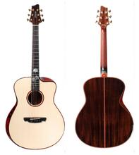 G.K MARVELL M-1 handcraft Solid wood Acoustic กีตาร์,กีตาร์ Acoustic