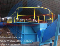 pet bottle washing line/waste plastic recycling machine