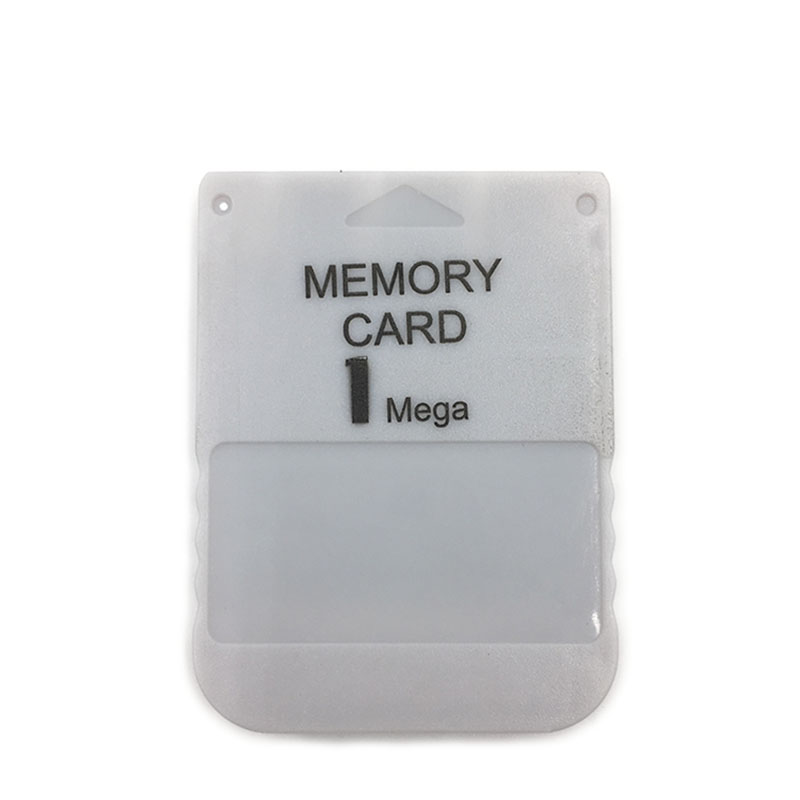 1MB Memory Card Save Game Data Stick Module For Sony PS1 for Playstation Memory Card, As the picture show