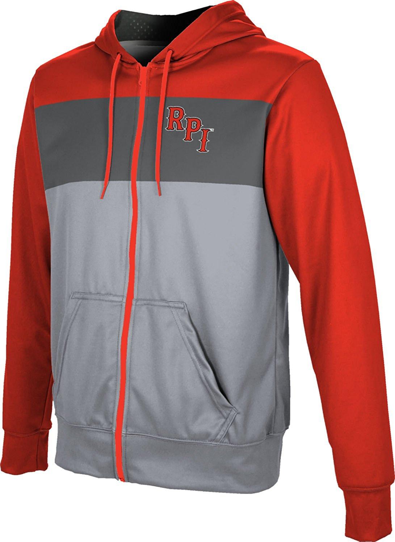 ProSphere Rensselaer Polytechnic Institute University Boys' Fullzip Hoodie - Prime