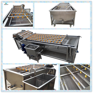 China Stainless Steel 304 Small Industrial Fruit And Vegetable Processing Line Manufacturer