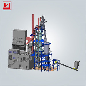 Low Price Mini Small Gypsum Activated Carbon Vertical Shaft Cement Lime Used Rotary Coal Dry Kiln Machine Plant Price For Sale