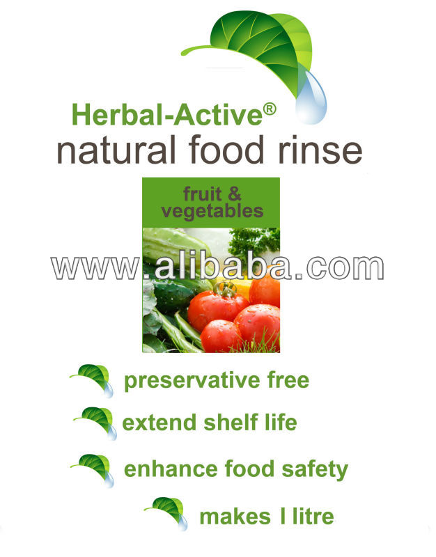 Herbal-active A Natural Antimicrobial For Food And Cosmetics - Buy Natural  Preservatives Product on Alibaba com