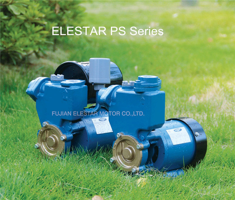 2 ELESTAR PS Installation Automatic Pump Control Manual