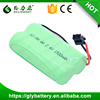 OEM Ni-MH AA 2.4V 1500mAh Battery Pack For Power Tool