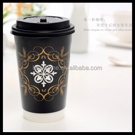 8 oz paper cup for hot coffee