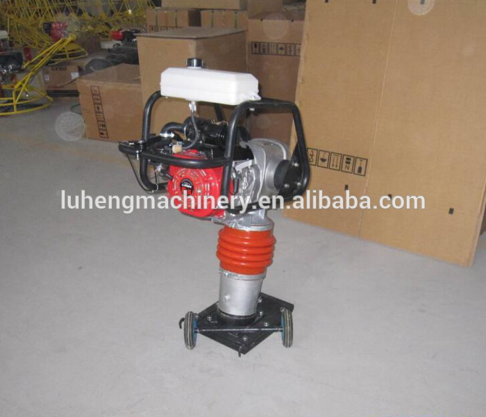 Honda engine 3HP impact Tamping Rammer for compaction