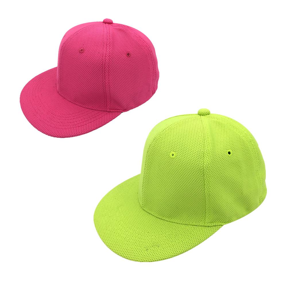 Flexfit Cap Hip Hop Cap Flat Brim Hats Breathable Net Baseball Cap Elastic  Band Accept Custom 6fe80f719c0d
