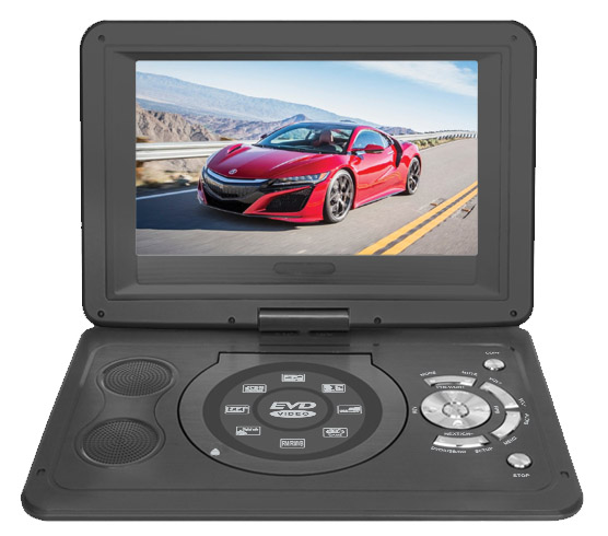 Hot selling TNT-138 13.8 inch kids cheap portable dvd player