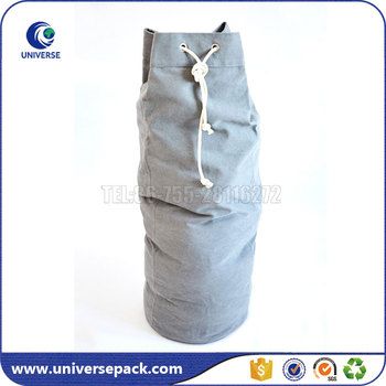 Large Heavy Duty Canvas Laundry Bag