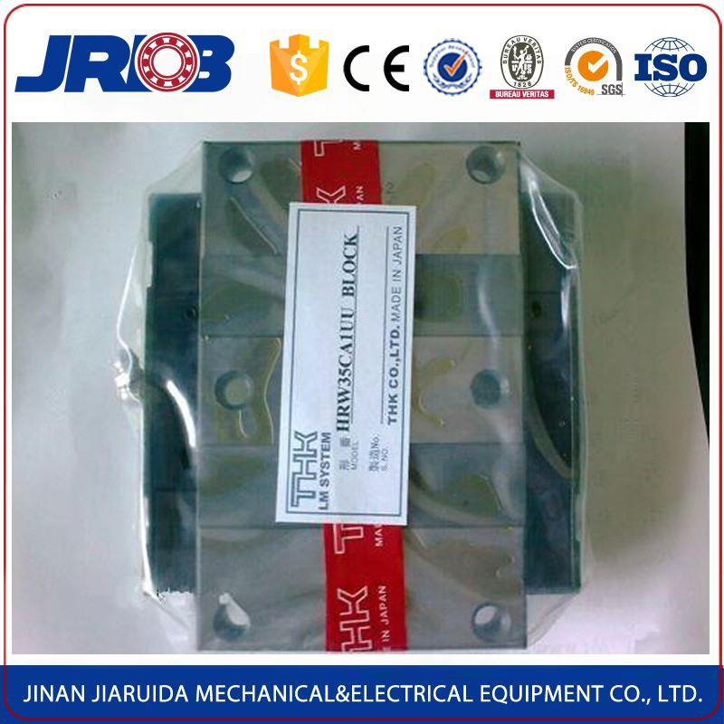 Original made in Japan high quality slide block thk bearing hsr25 for machinery