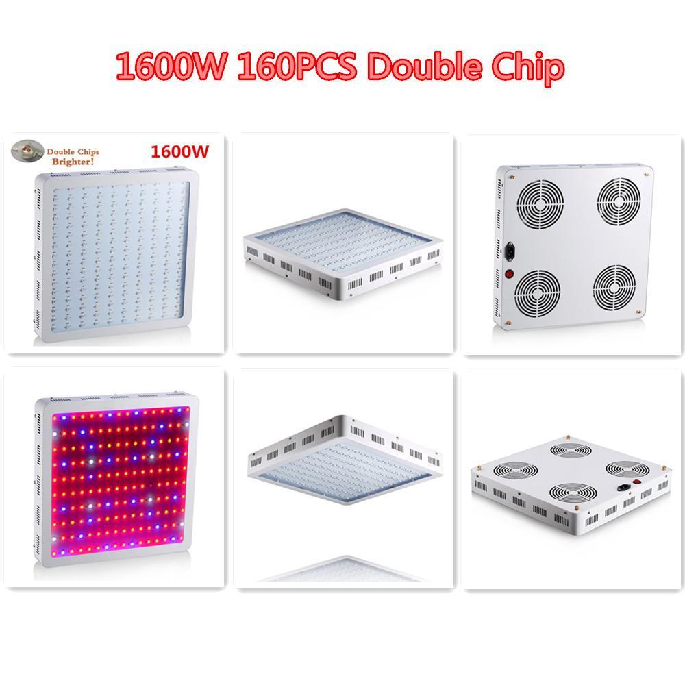 Full Spectrum 300w 600w 800w 1000w 1200w 1600w Double Chip