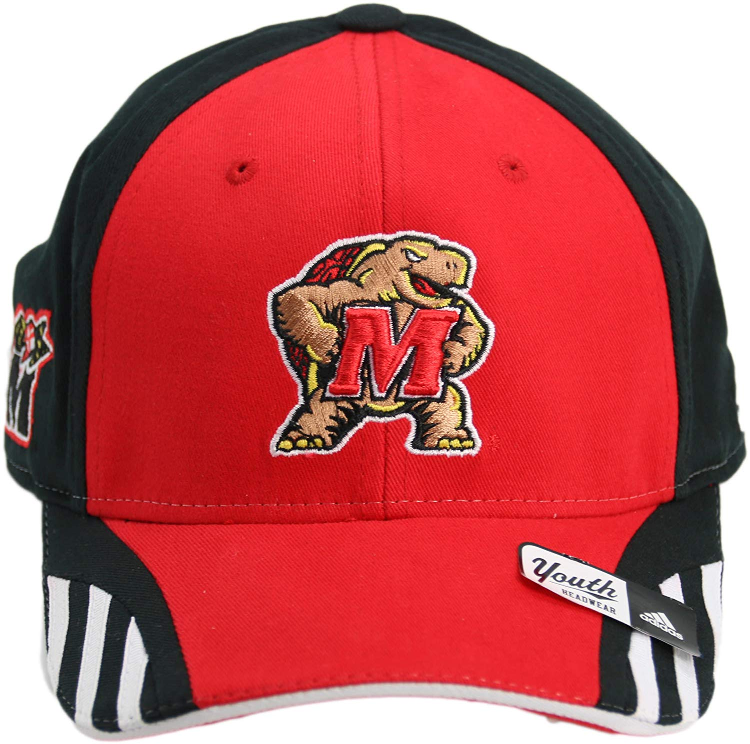 reputable site 93a1c ceb62 release date get quotations ncaa maryland terps youth hat cap 100f5 83e3e