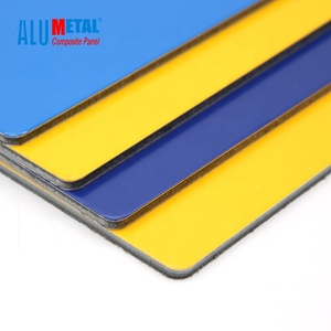 3mm pe acp acm sheet manufacturer factory price alucobond
